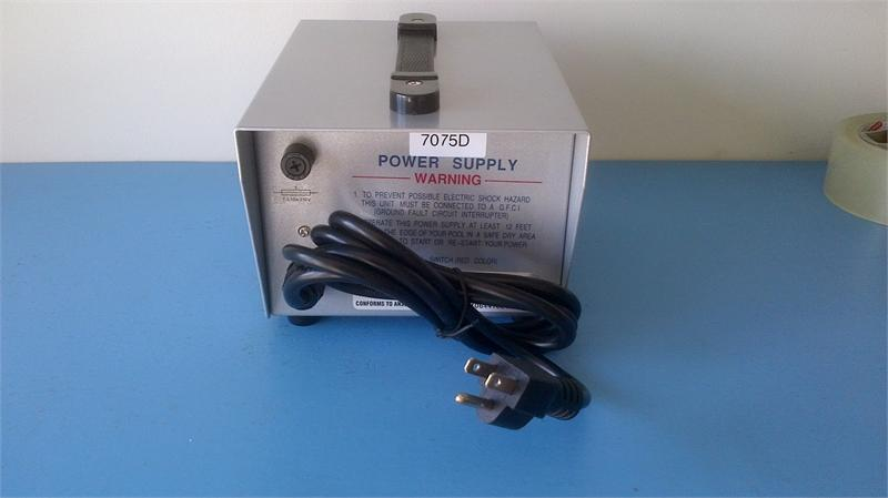 Buy 7075d Power Supply 3 Prong Male 90s Digital Timer