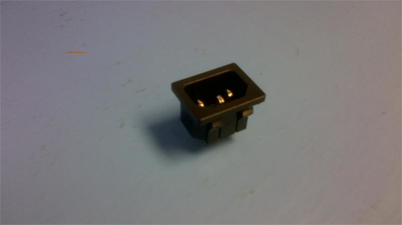 Buy 7108 Socket Assembly 3 Pin Male 2 Wire At
